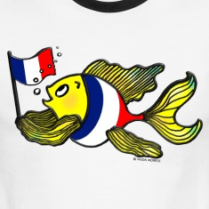 French Flag Fish Fabspark  v4