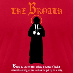 The Broath T-Shirts - Men's T-Shirt by American Apparel