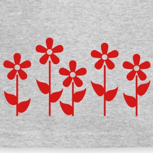 Five flowers (1c) Long Sleeve Shirts - Men's Long Sleeve T-Shirt by Next Level