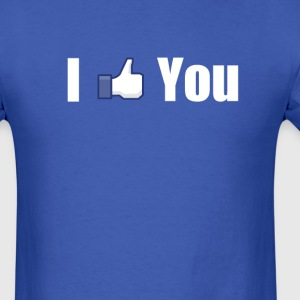 I LiKe You T-Shirts - Men's T-Shirt