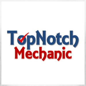 topNotch Mechanic - Men's T-Shirt