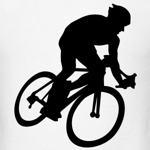 Biker, Cycling T-Shirts - Men's T-Shirt