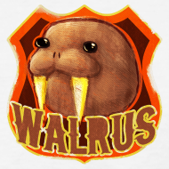 Design ~ Walrus Shield (Womens)