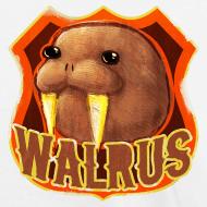 Design ~ Walrus Shield (Womens)
