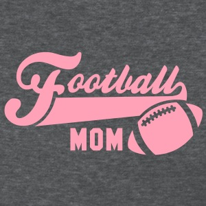 Football MOM UNI T-Shirt RH - Women's T-Shirt