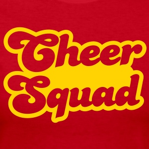 cheer squad cheerleader design Long Sleeve Shirts - Women's Long Sleeve Jersey T-Shirt