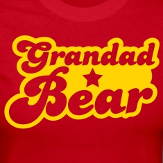 grandad bear Long Sleeve Shirts