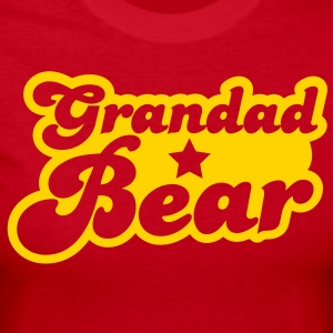 grandad bear Long Sleeve Shirts - Women's Long Sleeve Jersey T-Shirt