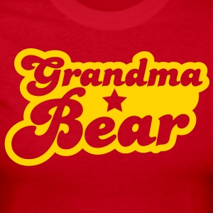 grandma bear Long Sleeve Shirts - Women's Long Sleeve Jersey T-Shirt