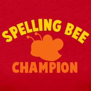 spelling bee bees champion Long Sleeve Shirts - Women's Long Sleeve Jersey T-Shirt