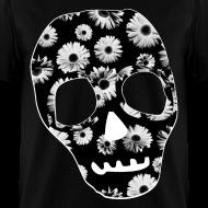 Design ~ Mens Style Skull Street Style T-Shirt