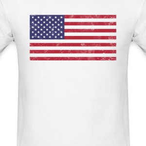 American Flag Shirt  - Men's T-Shirt
