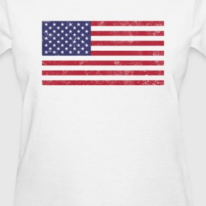 American Flag Shirt Pride - Women's T-Shirt