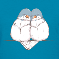 Design ~ Love Birds - Women's Sm - 2XL