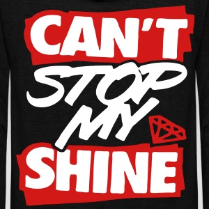Can't Stop My Shine Zip Hoodies/Jackets - stayflyclothing.com - Unisex Fleece Zip Hoodie by American Apparel
