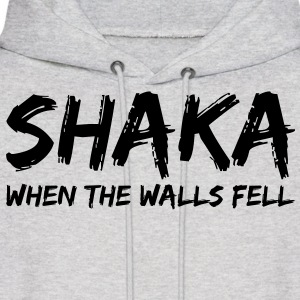 Star Trek: Shaka, When The Walls Fell (Black) - Hoodie - Men's Hoodie