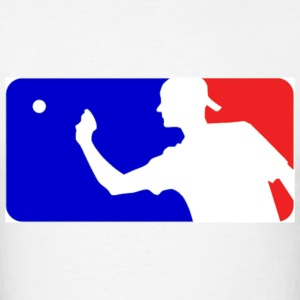 Major League Beer Pong Logo T-Shirts - Men's T-Shirt