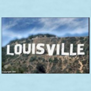 Louisville Goes Hollywood - Men's T-Shirt