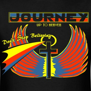 Journey... up to Heaven T-Shirts - Men's T-Shirt