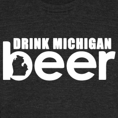 Michigan Beer T-Shirts