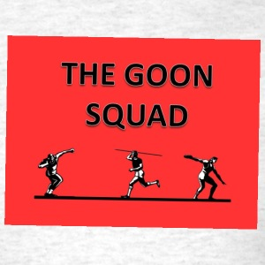 Throwing Goon Squad - Men's T-Shirt