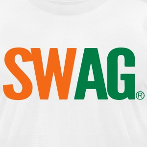 SWAG BY CRAZY4TSHIRTS - Men's T-Shirt by American Apparel