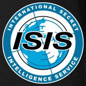 ISIS logo - Archer - TV Long Sleeve Shirts - Men's Long Sleeve T-Shirt