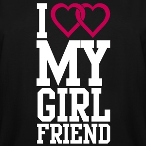 I love my Girlfriend T-Shirts - Men's Tall T-Shirt