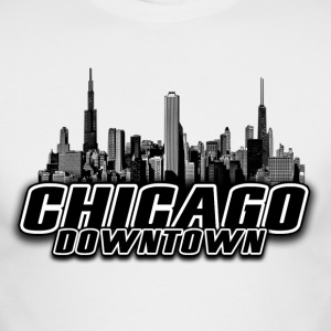 chicago_02 Long Sleeve Shirts - Men's Long Sleeve T-Shirt by Next Level