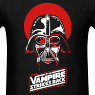 Design ~ the Vampire Strikes Back - Men's Standard
