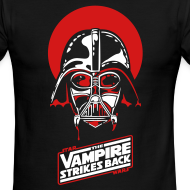 Design ~ the Vampire Strikes Back - Men's Ringer