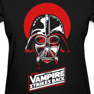 Design ~ the Vampire Strikes Back - Women's Standard