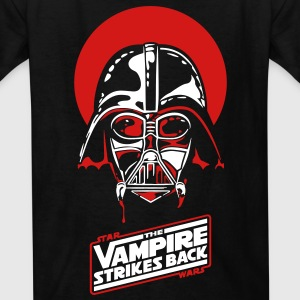 the Vampire Strikes Back Kids' Shirts - Kids' T-Shirt