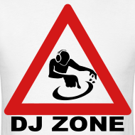 Design ~ DJ Zone t-shirt
