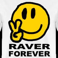 Design ~ Raver Forever rave t-shirt