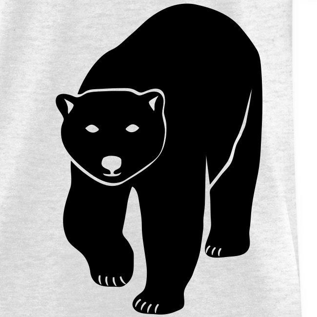 animal t-shirt polar bear ice black white penguin knut climate change stop global warming