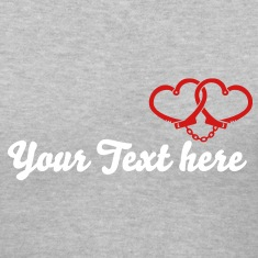 love handcuffs Women's T-Shirts
