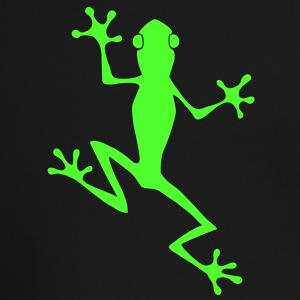 Tree Frog HD VECTOR Hoodies - Men's Hoodie