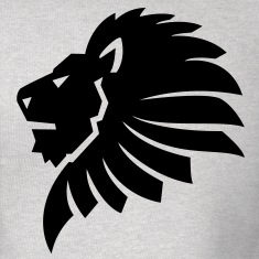 Lion Head HD VECTOR Hoodies