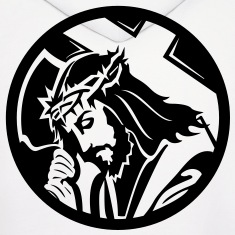 Jesus HD VECTOR Hoodies