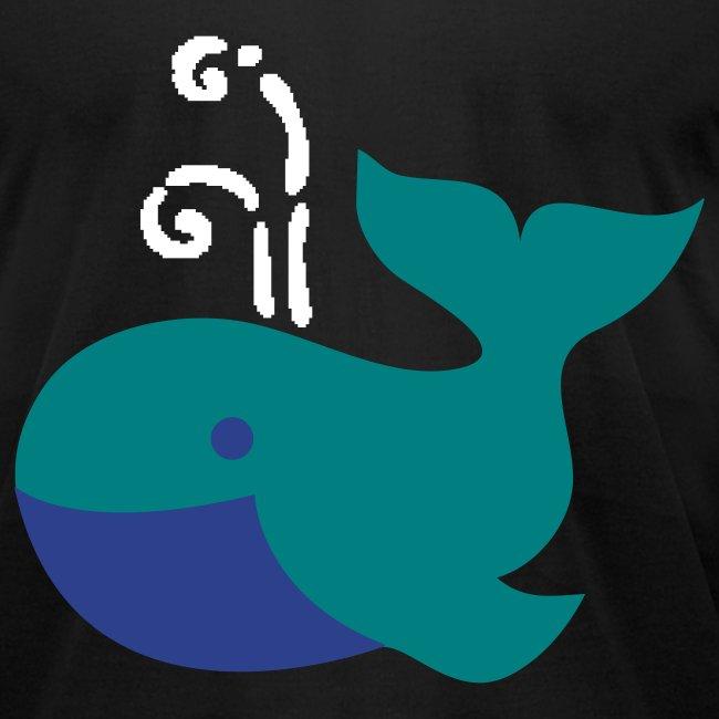 Whimsical Whale