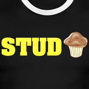 Stud Muffin - Men's Ringer T-Shirt