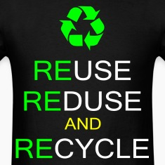 reuse reduse recycle