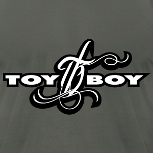 toy boy T-Shirts - Men's T-Shirt by American Apparel