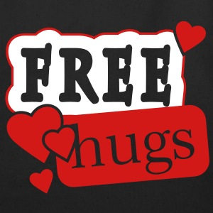 free hugs (2c) Bags  - Eco-Friendly Cotton Tote