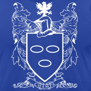 Champa Family Crest T-Shirts - Men's T-Shirt by American Apparel
