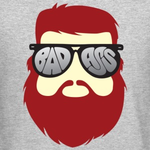 Bad Ass Long Sleeve Shirts - Crewneck Sweatshirt