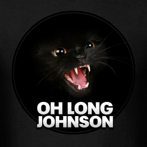 South Park: Oh Long Johnson Cat (Color) - Men's - Men's T-Shirt