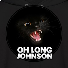 South Park: Oh Long Johnson Cat (Color) - Hoodie