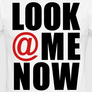 Look At Me Now T-Shirts - stayflyclothing.com - Men's Ringer T-Shirt